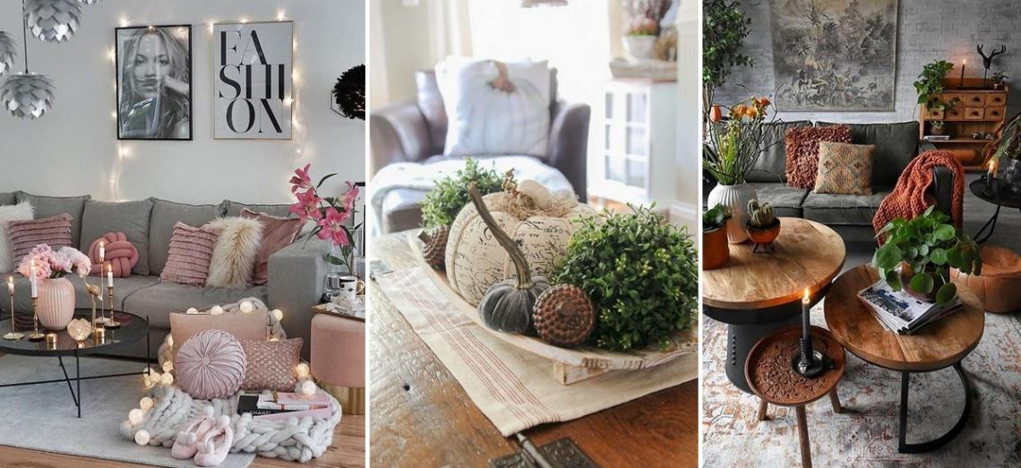 5 apróság, amivel beköltözik az igazi hangulatos ősz az otthonodba