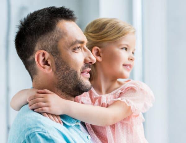 5 dolog, amit minden apukának el kellene mondania a lányának