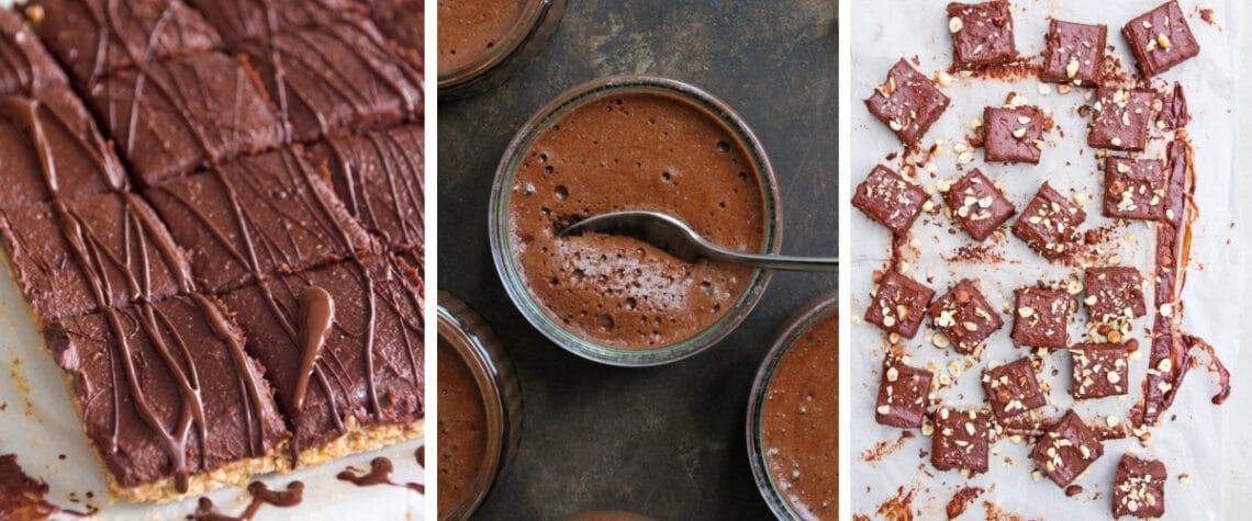 5 fenséges vegán csokoládés desszert, amit bűntudat nélkül élvezhetsz