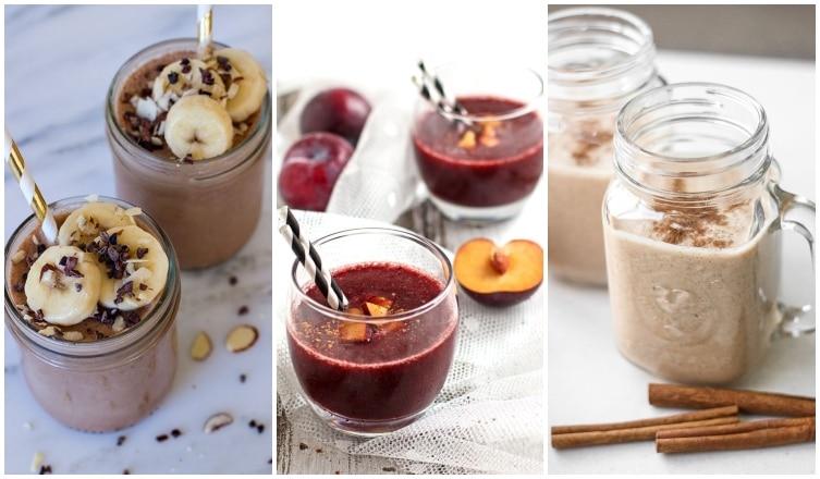 5 karácsonyi gyümölcsturmix, ami azonnal téli hangulatba hoz