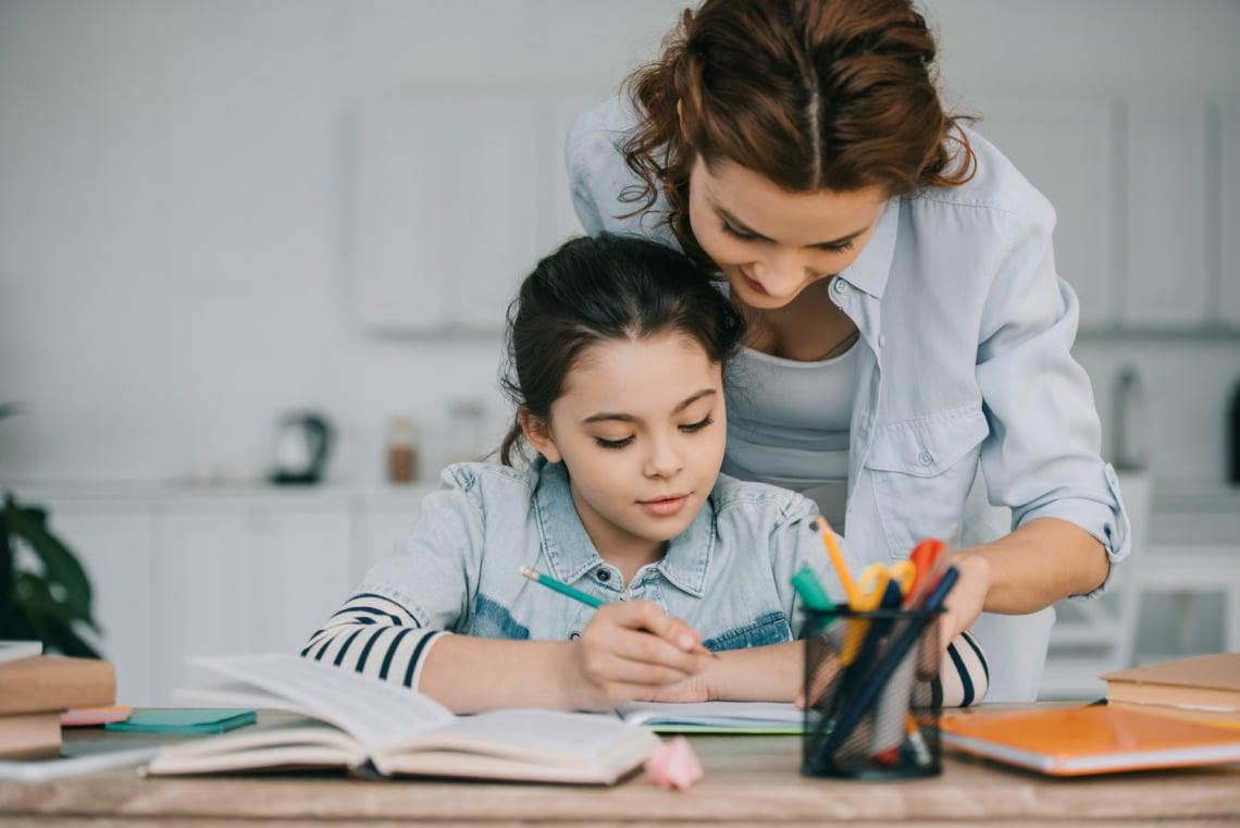 5 helytakarékos tipp, hogy a tanulósarok valóban praktikus legyen