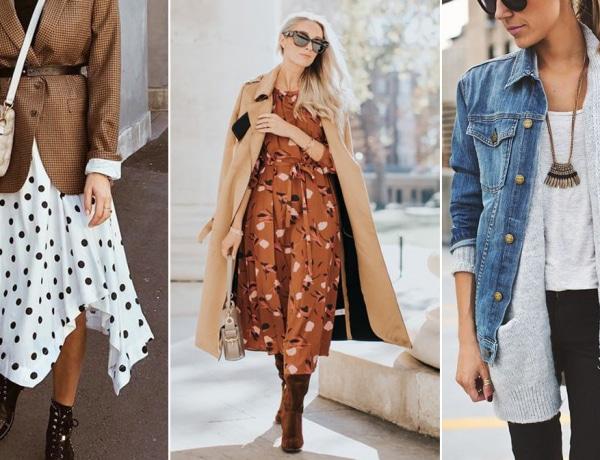 5 imádnivaló nyári ruhadarab ősziesítve – Trend tippek