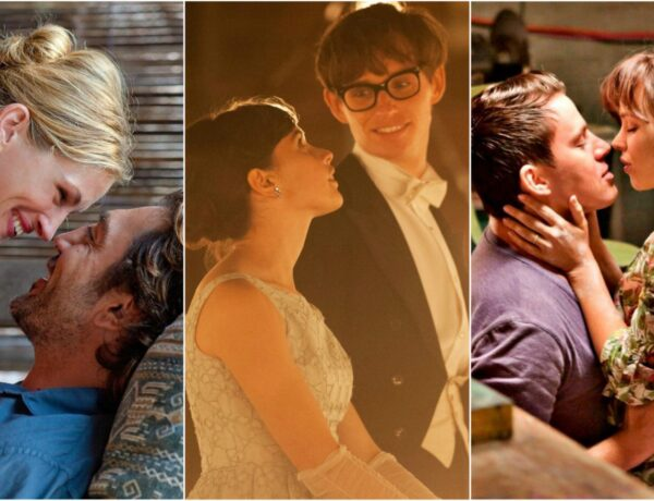 5 isteni romantikus film, ami igaz történeten alapszik