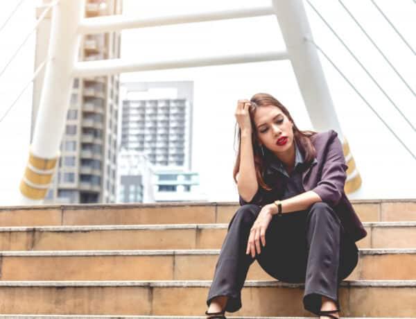 5 jel, hogy a szorongásod már az egész életedet megnehezíti
