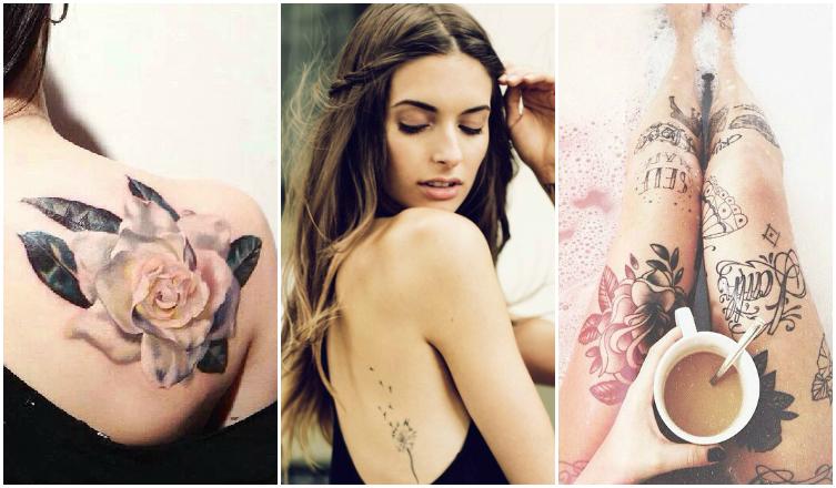 5 kérdés, amire minden tetovált lány szívesen válaszol