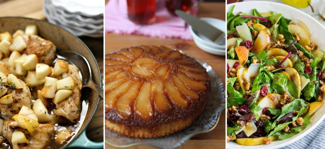 5 körtés finomság az őszi napokra – főételek és édességek