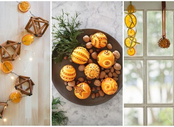 5 lélegzetelállító dekoráció illatos narancsból – így készítheted el őket