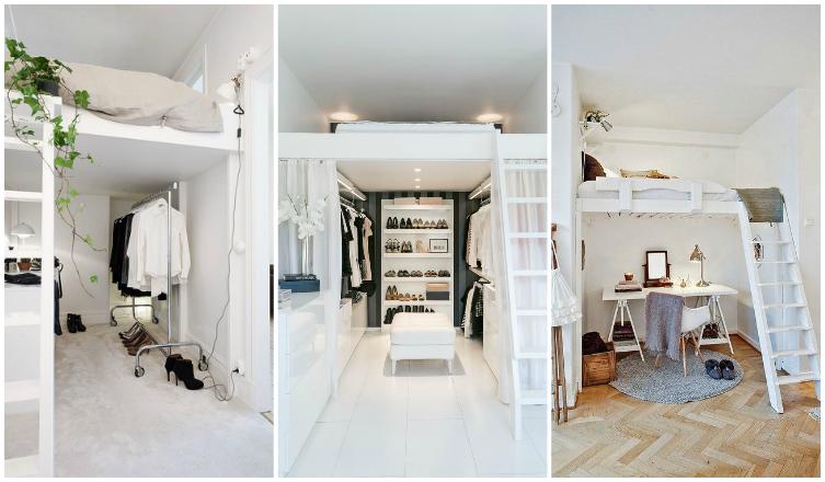 5 lakás, amiben jól mutat a galériaágy