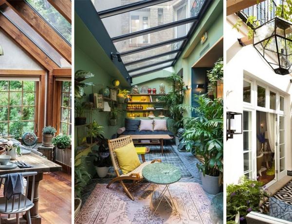 5 mesébe illő otthoni télikert – Inspiráló megoldások