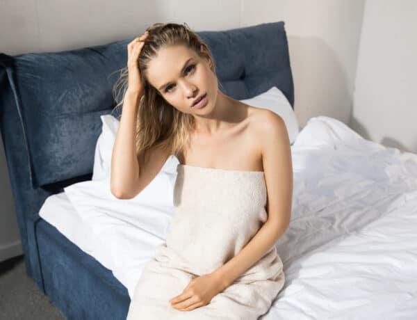 5 nyomós ok, hogy ezentúl ne feküdj le vizes hajjal