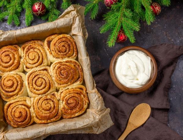 5 pár perces fahéjas süti, amitől rögtön karácsony illat lesz a lakásban