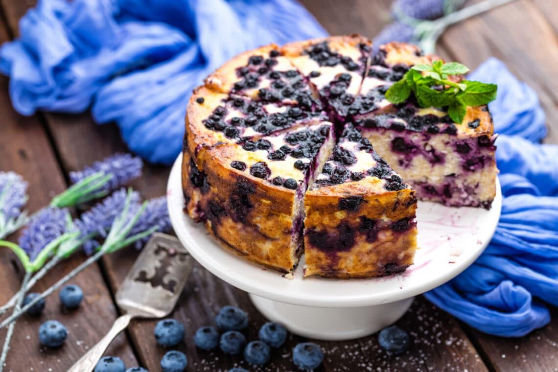 5 szuper könnyű gyümölcsös sütemény, a meleg hónapokra