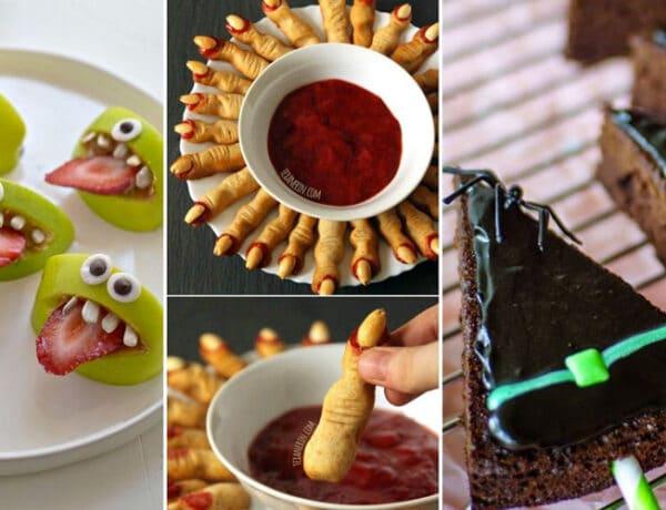5 vendégváró vegán Halloween finomság
