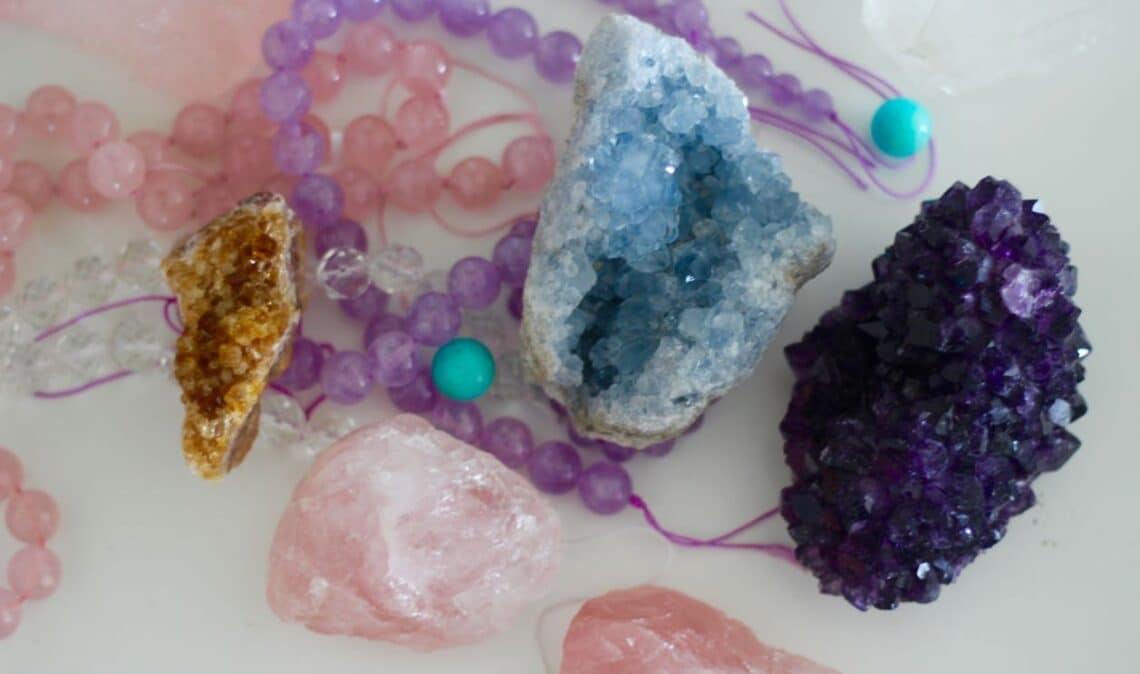 5+1 gyógyító kristály és kő – Milyen problémákra alkalmazzák?