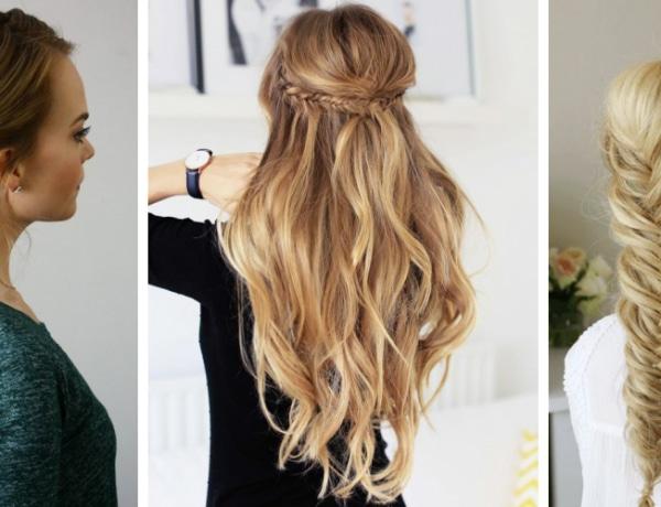 5+1 kedves frizura húsvétra, amit egyedül is elkészíthetsz