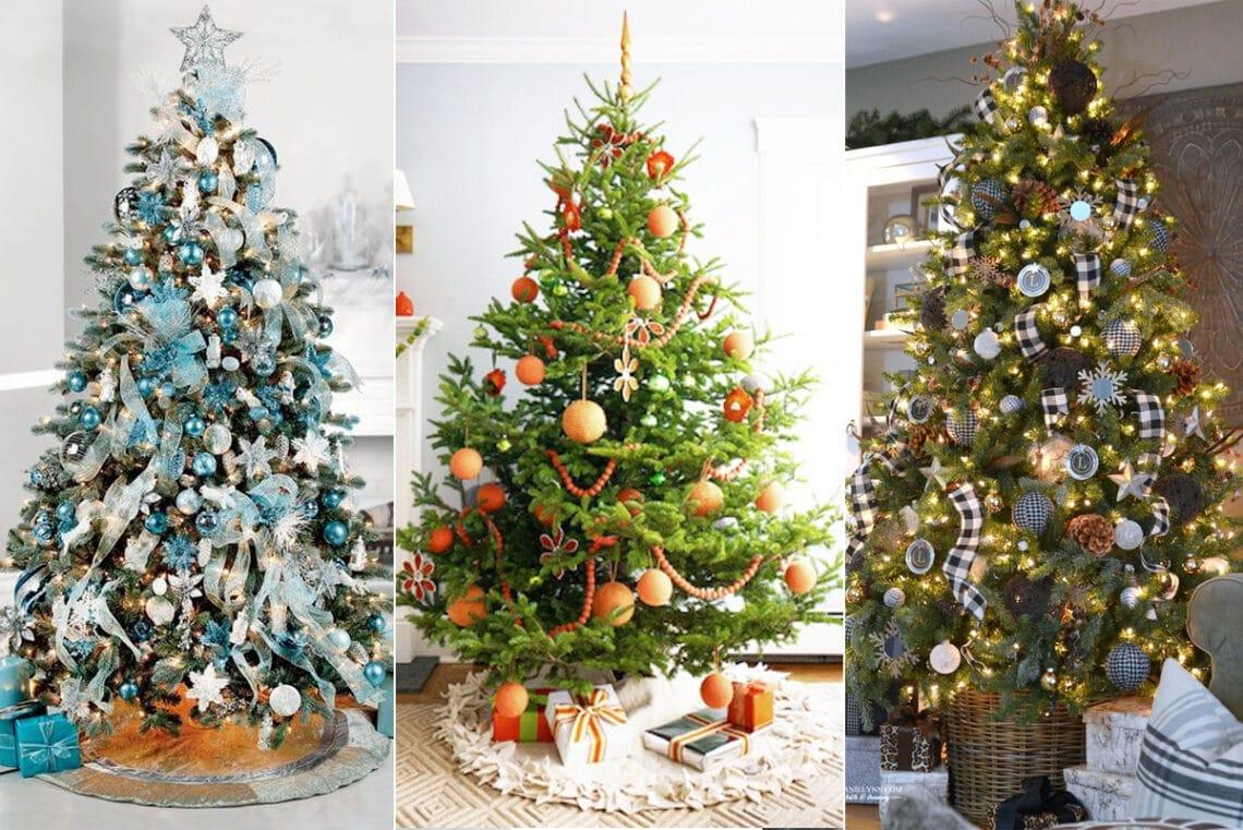 5+1 meglepő szín, ami jól mutat a karácsonyfán