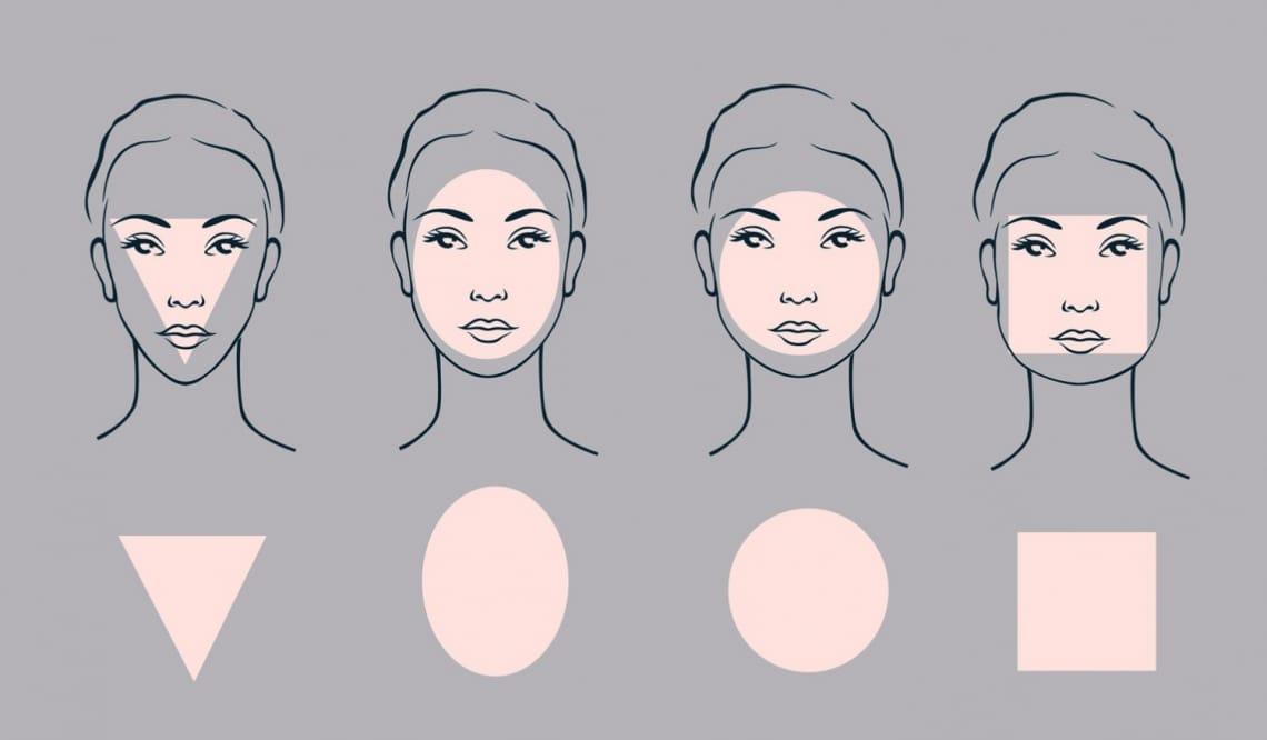 5+1 tény, amit az arcformád elárul a személyiségedről