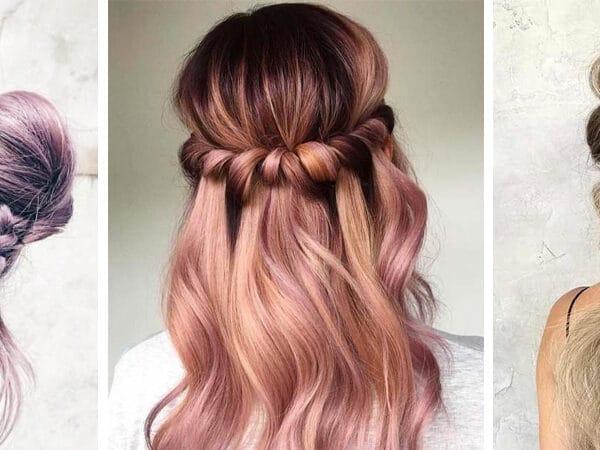 6 szuper frizura, ami ombre hajjal még szebb!