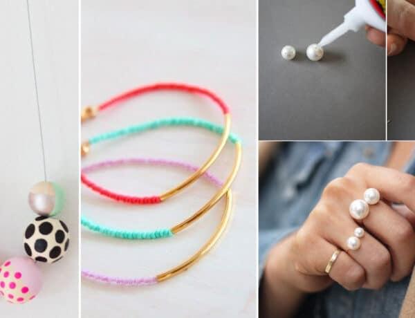 6 DIY ékszer, ha valami igazán különlegessel szeretnéd meglepni magadat