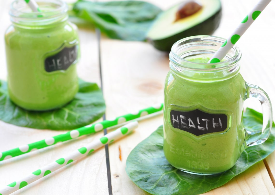 Napokon belül távoznak a toxinok! Méregtelenítő zöld smoothie receptek
