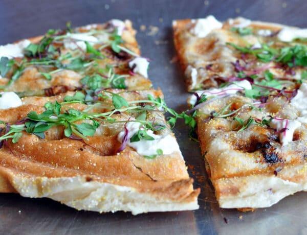 6 isteni étel, amit a gofrisütőben is elkészíthetsz