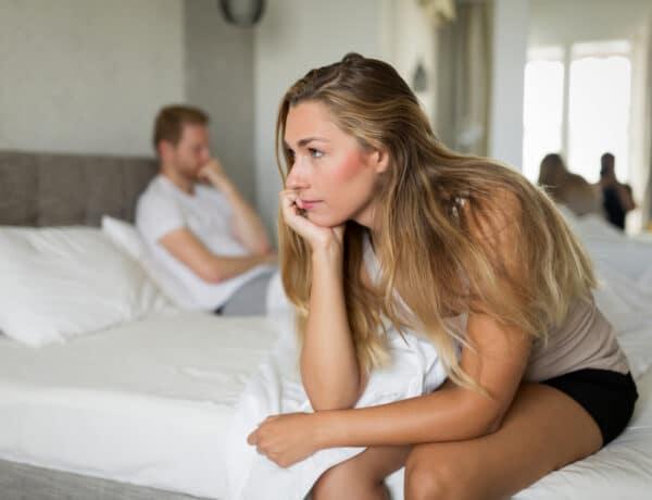 6 lehetséges oka lehet, ha a párodnak nincs kedve a szexhez