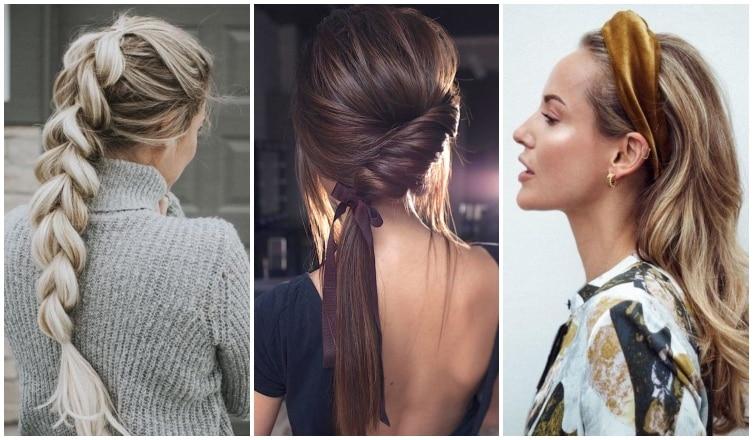 7 SOS frizuraötlet, ha nem frissen mosott a hajad