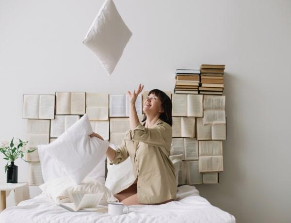 7-napos álomotthon kihívás, hogy jobban érezd magad a négy fal között