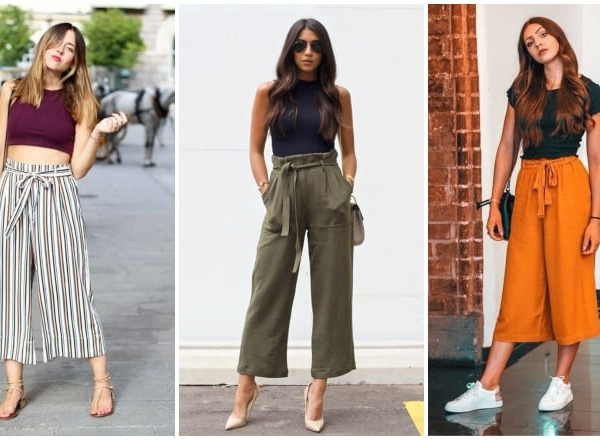 7 szett culotte nadrággal, ami neked is jól állna