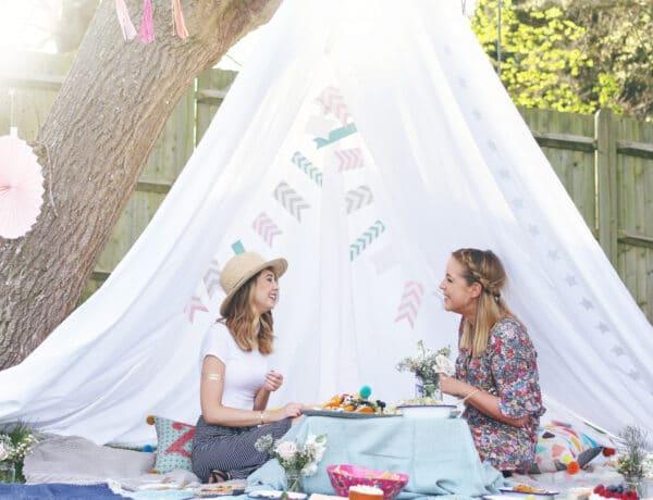 7 szuper sátor a kertbe, ha a napernyőt már unod
