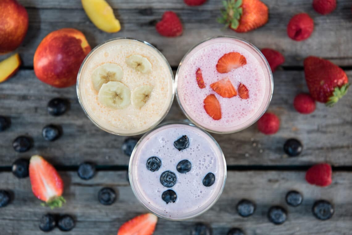 7 szuper smoothie recept, a tavaszi feltöltődésedhez