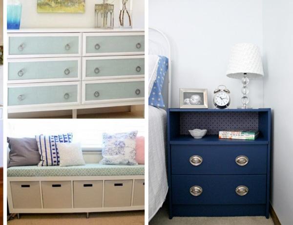 8 IKEA bútor átalakítva – Sokkal klasszabbak így!