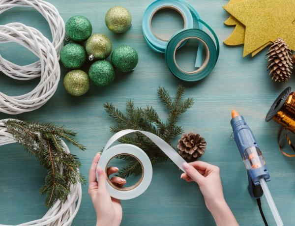 8 csináld-magad karácsonyi dekoráció, aminek nem fogsz tudni ellenállni