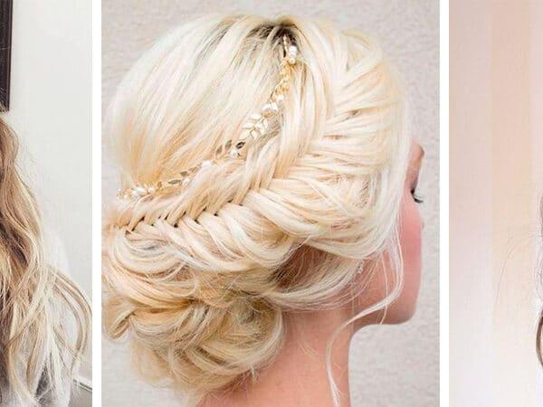 8 gyönyörű frizura szilveszterre – félhosszú és hosszú hajra