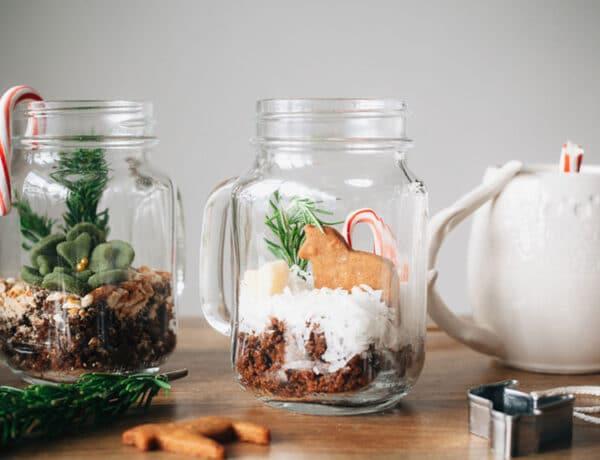 8 karácsonyi ajándék, ami elfér egy befőttesüvegben
