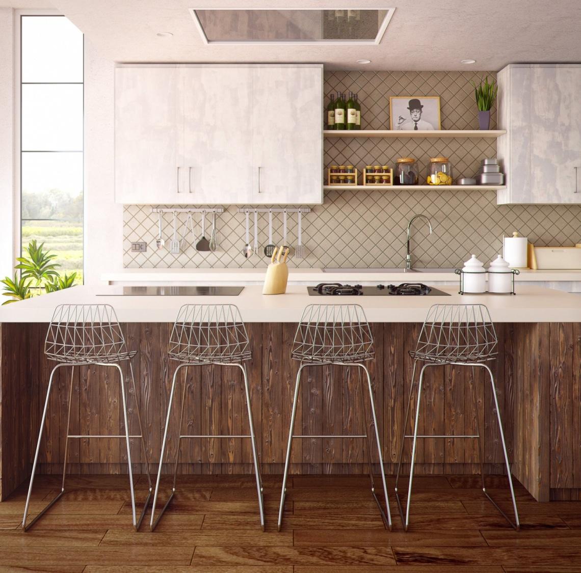 8 modern felújítós tipp, amivel lenyűgöző konyhád lehet