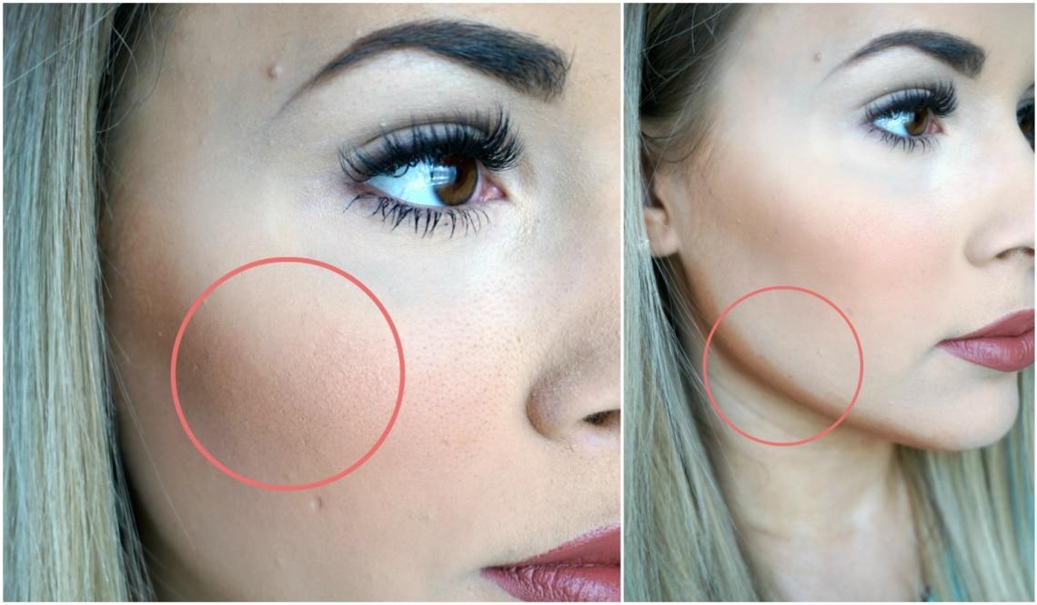8 sminkes trükk, hogy sokkal vékonyabbnak tűnjön az arcod