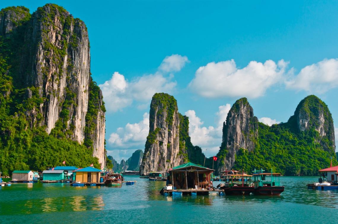 A 20 legszebb hely a bolygón: vérvörös vizek és tarka kőtengerek