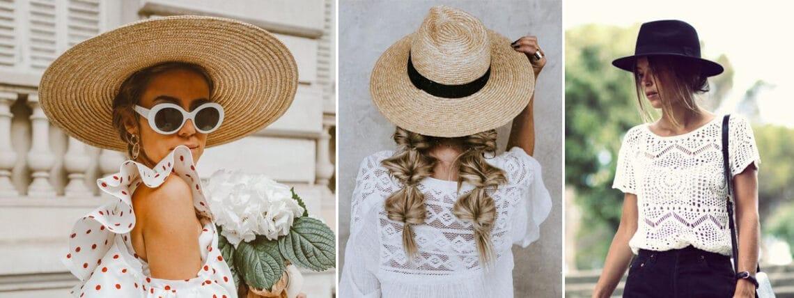 A 2018-as szuper sikk kiegészítő: így hordjuk idén nyáron a kalapot