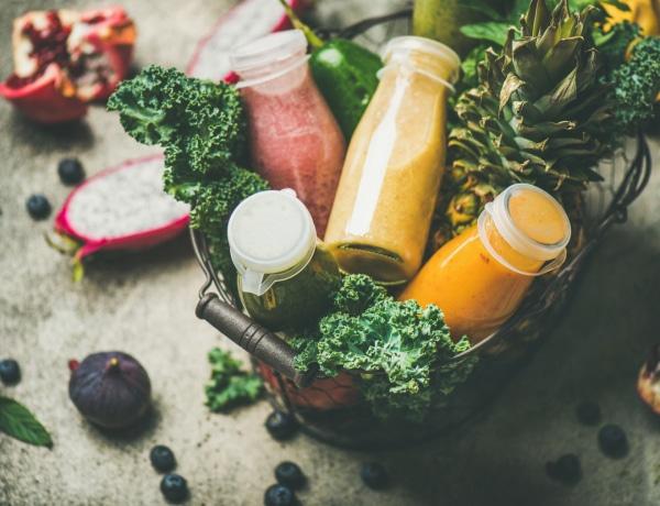 A 4 legfinomabb vitamindús téli turmix