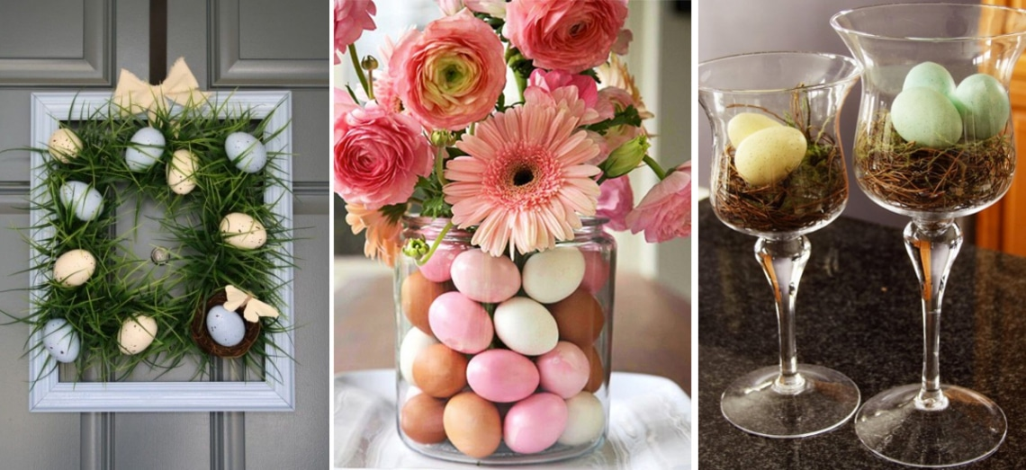 A 6 kedvenc tojásos dekorációnk húsvétra