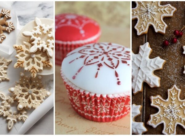 A 6 legjobb díszítési technika karácsonyi sütikhez