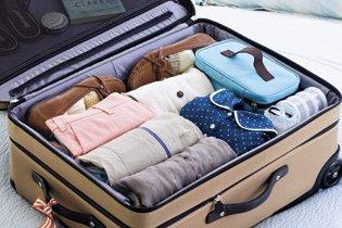 A bőrönd csomagolásának művészete