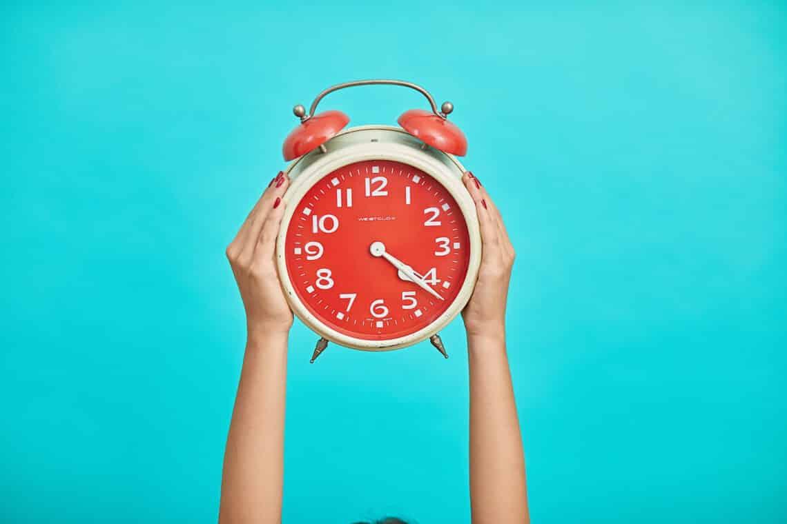 A cirkadián ritmus, és ami mögötte van – Használd ki a tested természetes ritmusát, és találj vissza hozzá, ha felborítottad