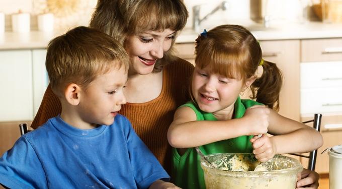 A húsvéti sütés-főzés megszervezése