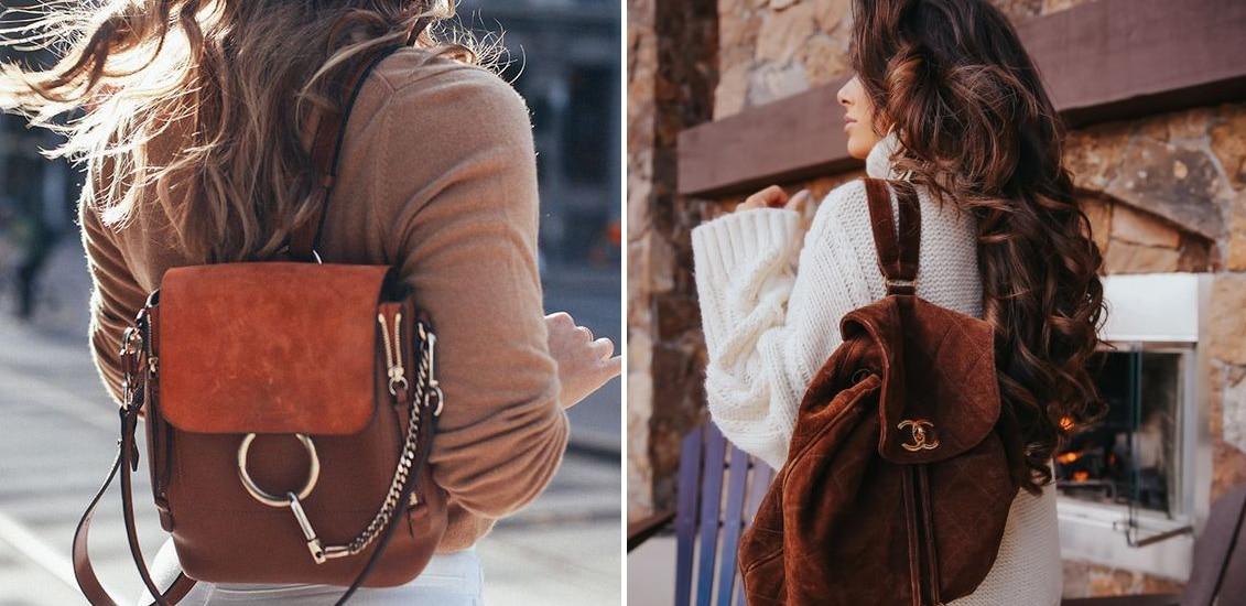 A kényelem lehet divatos: így viseld a hátizsákot