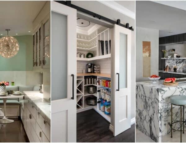 A kicsi konyha is lehet szuper: lakberendezési trükkök, amikkel feldobhatod a szoba hangulatát