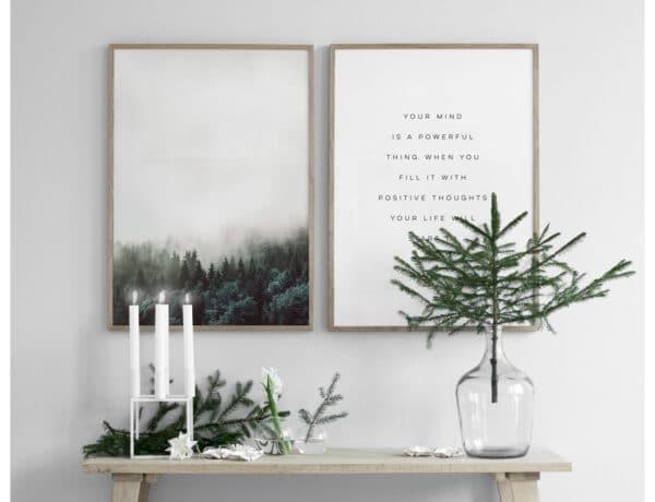 A legcsodálatosabb minimál karácsonyi dekorációk – villámgyorsan elkészülnek!