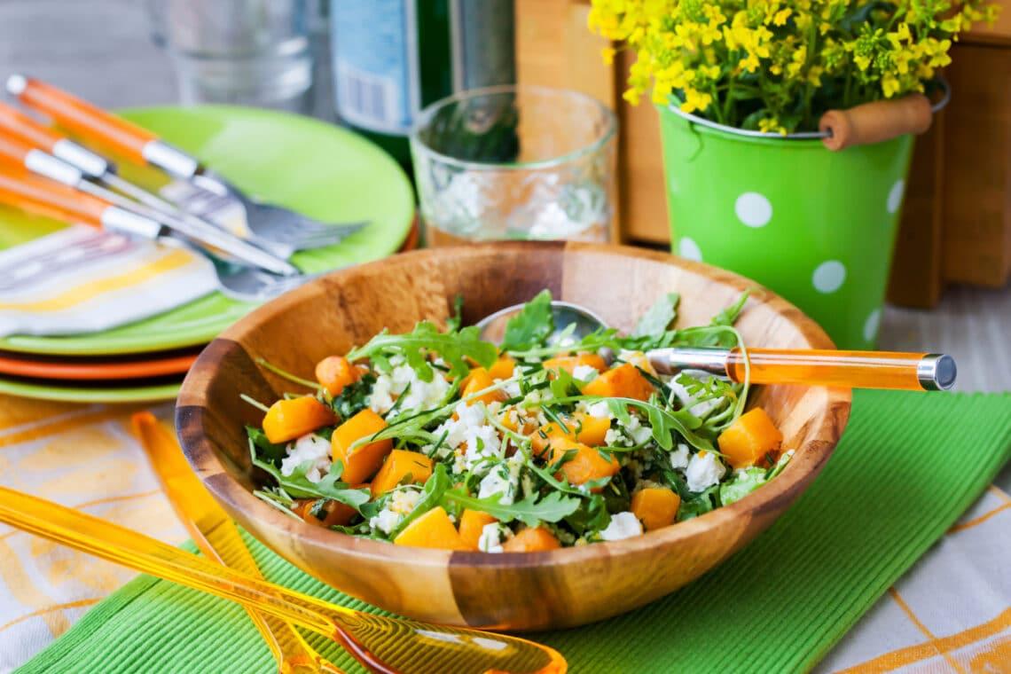 A legistenibb saláták grillhúsok mellé