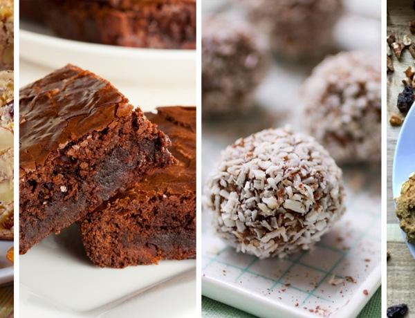 A legjobb cukormentes desszertek 4 hozzávalóból
